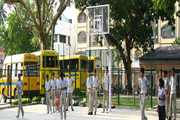 Adamas International School-Basket Ball Ground